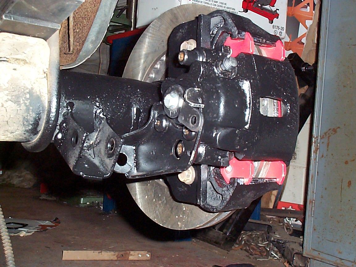 big bearing 9 all ford part rear disc brake swap pirate4x4 com 4x4. Black Bedroom Furniture Sets. Home Design Ideas